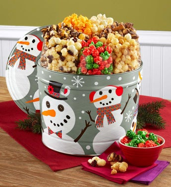 Snowtime 7-Way Popcorn Assortment