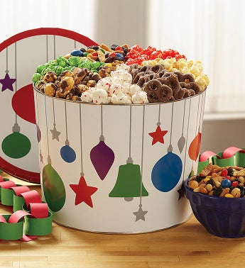 Jewel Ornaments 7-Way Snack Assortment