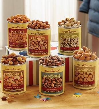 Jewel Ornament Deluxe Nut Assortment
