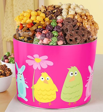 Easter Friends 7-Flavor Snack Tin