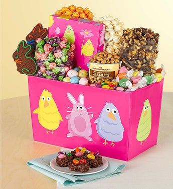 Easter Friends Tote