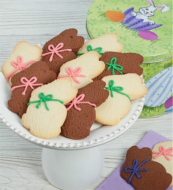 Bunny Patch Butter Cookies