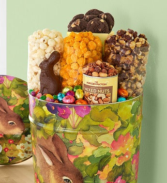 Garden Bunny Deluxe Snack Assortment