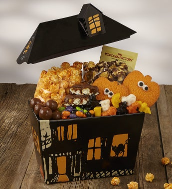 Haunted House Gift Box