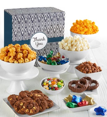 Simply Stated Thank You Sampler