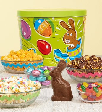 Eggceptional Easter Snack Assortment