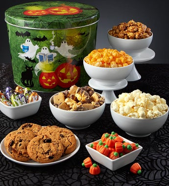 Ghost Stories Snack Assortment