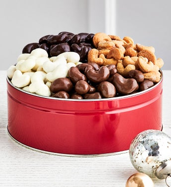 Simply Red Cashew Quartet