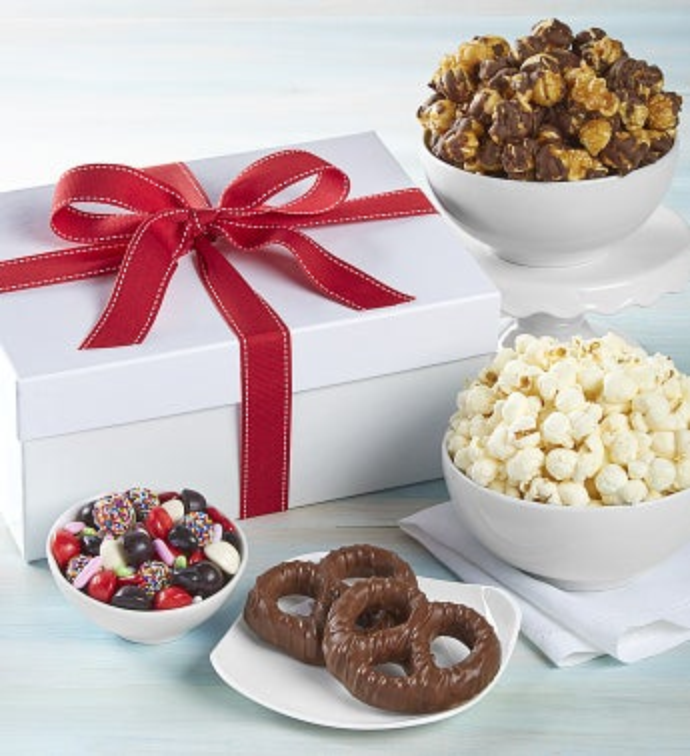 Simply White Gift Box