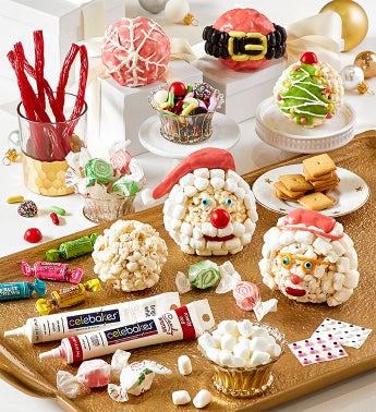 Popcorn Ball Decorating Kit