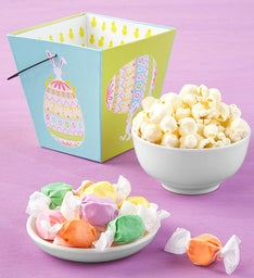 Easter Egg Parade Take Out Tote