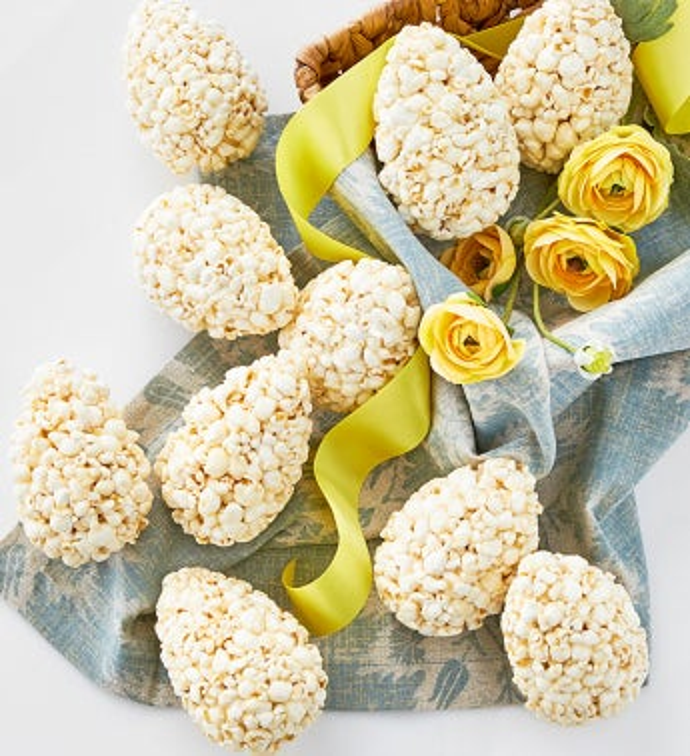 24 Popcorn Eggs