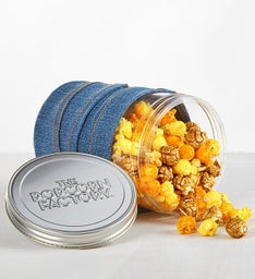 Denim Canister