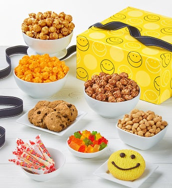 Smiley Dot Sampler by The Popcorn Factory