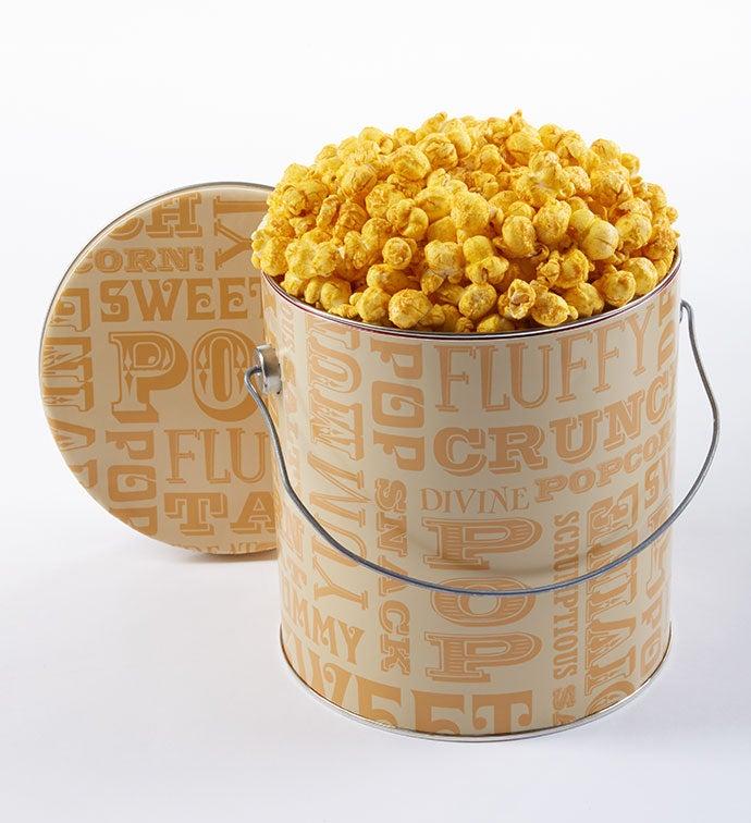 1 Gallon Bacon Cheddar Popcorn