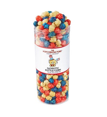 Patriotic Kettle Corn 15 Oz by The Popcorn Factory