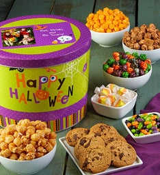 Happy Halloween Snack Assortment