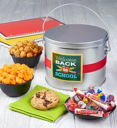 Back to School Fun Pail