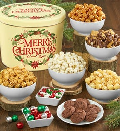 Merry Christmas Snack Assortment