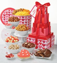 From The Heart Deluxe Tower & Tin
