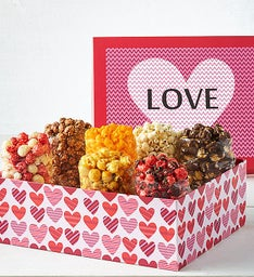 From The Heart Jumbo Popcorn Assortment