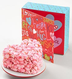 Love Out Loud Popcorn Heart Cards