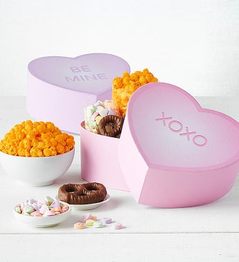 Love Out Loud Gift Heart Boxes
