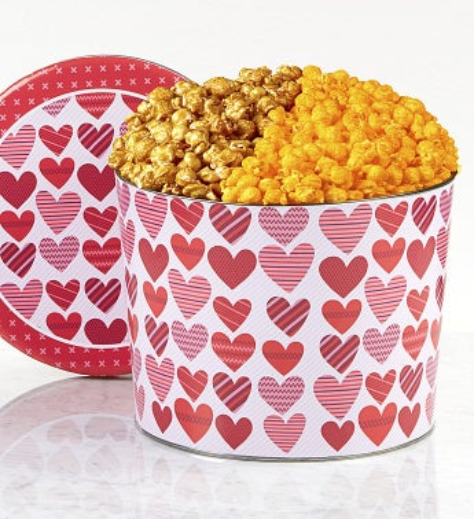 2 Gallon From The Heart Pick-A-Flavor - 2 Gallon White Cheddar Popcorn