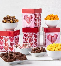 Set of 4 Love Boxes