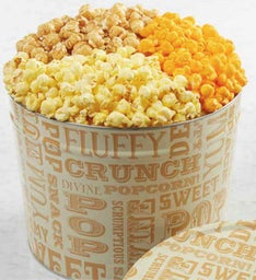 Popcorn Lovers 2 Gallon Refill Club