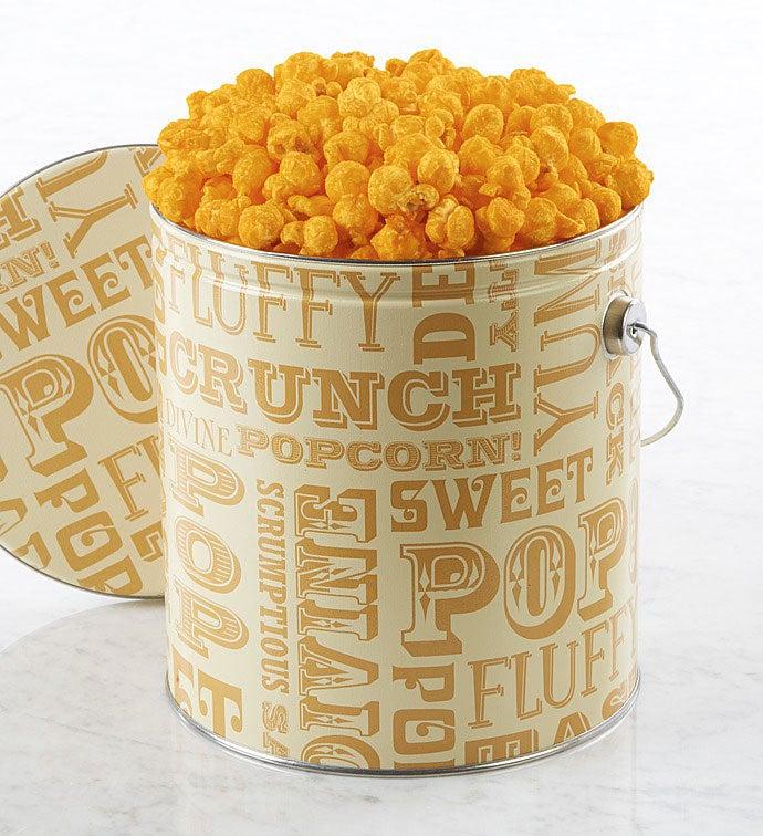 1 Gallon Cheese Popcorn