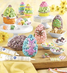Flavored Popcorn Egg Decorating Kit