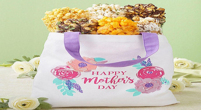 Happy Mothers Day Tote of Treats