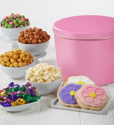Pop of Pink Snack Assortment