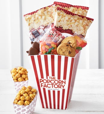Big Movie Scoop Snack Assortment - Big Movie Scoop With Cornfusion Popcorn