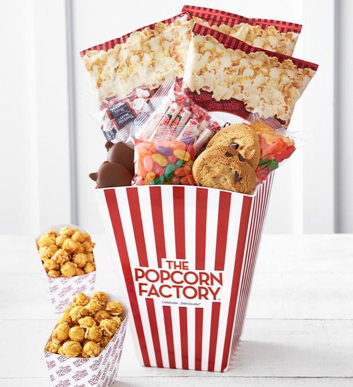 Big Movie Scoop Snack Assortment - Big Movie Scoop With Cornfusion Popcorn