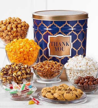 Shining Sentiments Grand Snack Assortment - 2 Gallon Grand Snack Assortment