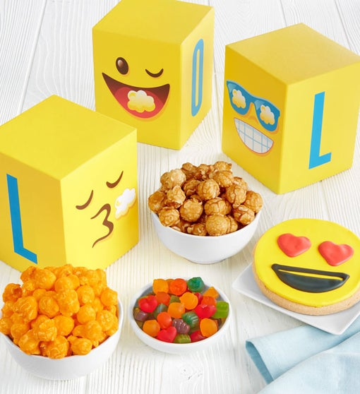 Laugh Out Loud Set of 3 Gift Boxes