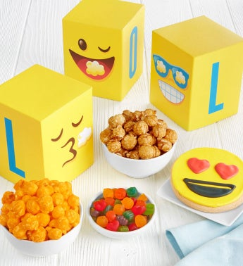 Laugh Out Loud Set Of 3 Gift Boxes - Lol 3 Gift Boxes