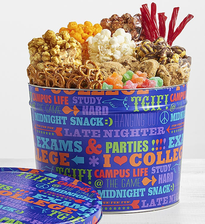 University of Snacks Snack Assortment