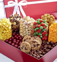 Simply Red Ultimate Snack Gift Box