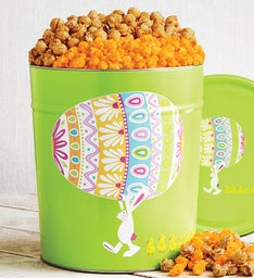 Personalized gifts custom snack gifts the popcorn factory easter egg parade pick a flavor popcorn tins negle Gallery