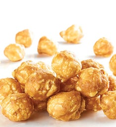 Toffee Caramel  Sea Salt Popcorn