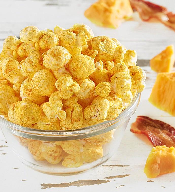Bacon Cheddar Popcorn