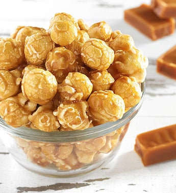 Sugar Free Caramel Popcorn by The Popcorn Factory