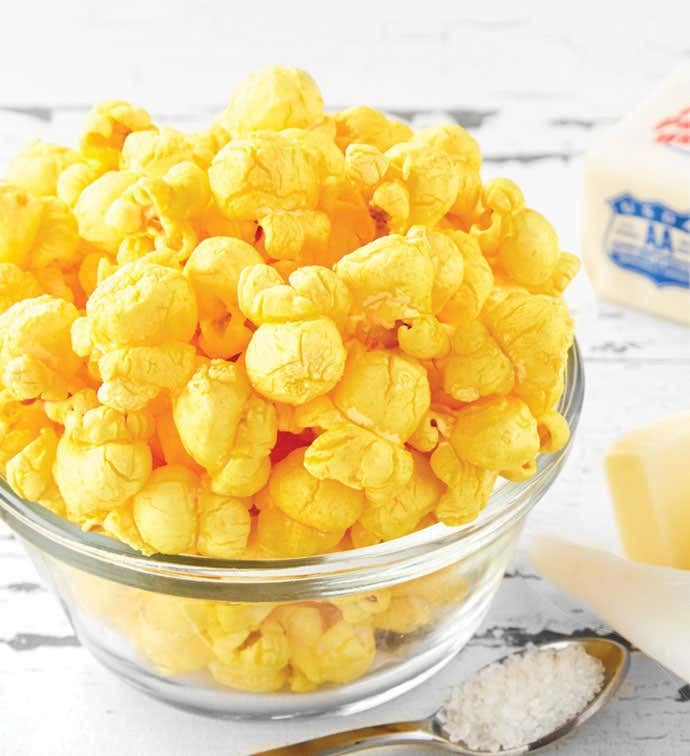 Double Butter Popcorn