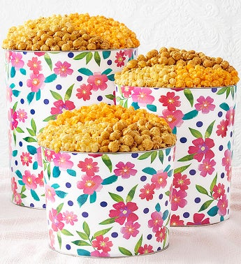 Popcorn Tins Tins Of Popcorn For All Occasions The Popcorn Factory