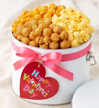 1/2 Gallon Happy Valentine's Day Pail