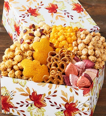 Fall Into Autumn Sampler