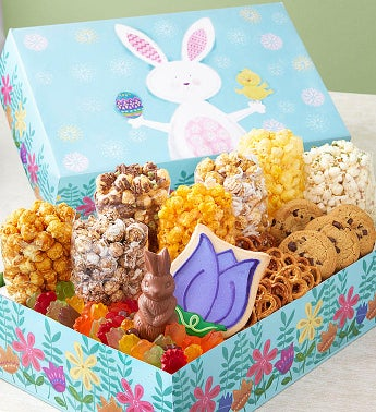 Easter Bunny Ultimate Snacker